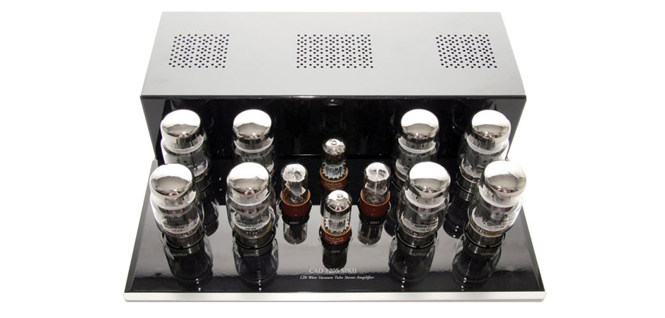 CAD-120S MkII Amplifier