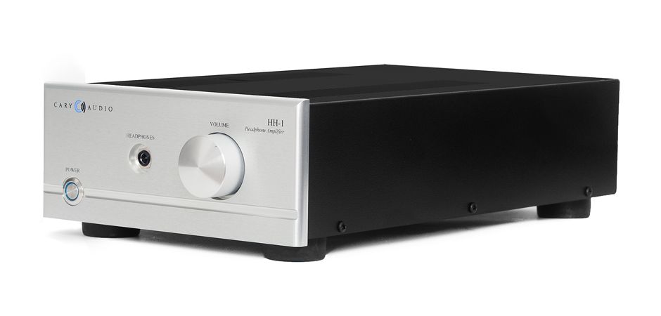 About the HH-1 Hybrid Headphone Amplifier
